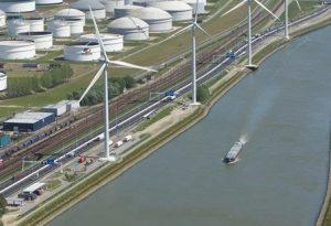 Hartelkanaal Wind Farm