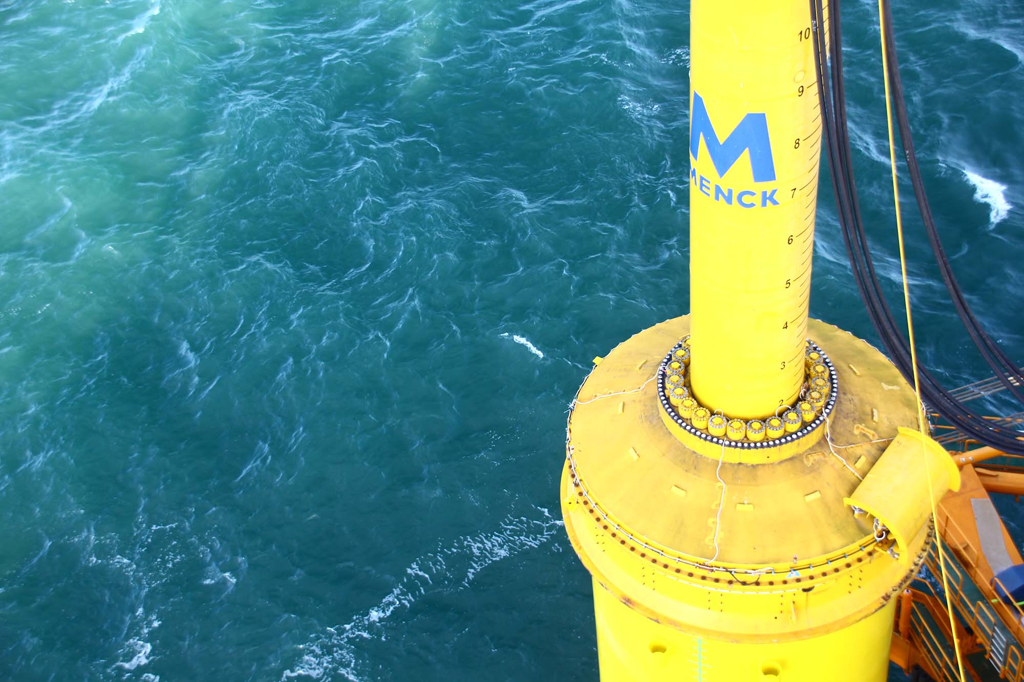 Van Oord orders hammer spread from MENCK for Italian offshore wind farm